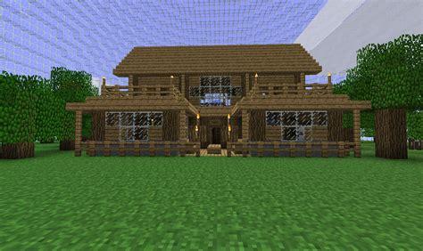 minecraft maison en bois maison en bois minecraft mzaol