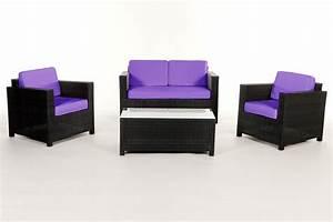 Gartenmöbel Lounge Rattan : rattan gartenm bel lounge sitzgruppe luxury natural ~ Indierocktalk.com Haus und Dekorationen