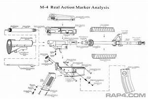 Modern Combat Solutions Rap4 Mets  Ram R Series  M4  Parts