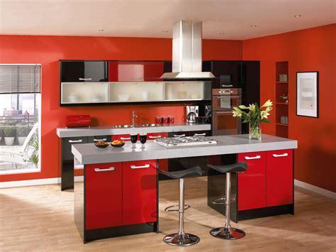 Red Kitchens : High Gloss Replacement Kitchen Doors, Bedroom Doors