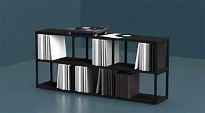 Regal Für Schallplatten : schallplattenregal individuell konfigurierbar regalraum ~ Orissabook.com Haus und Dekorationen