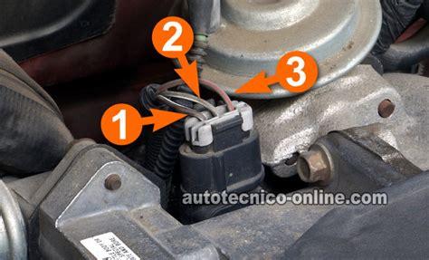 parte  como probar el sensor tps    ford