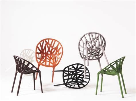 chaise vegetal ronan erwan bouroullec vegetal chair for vitra
