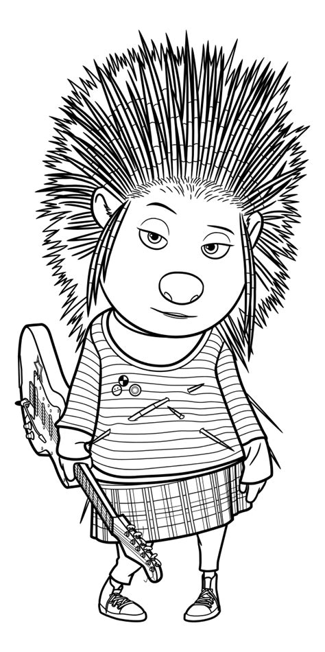 sing  coloring pages getcoloringpagescom