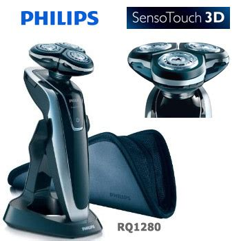 philips rq sensotouch wet dry rechargeable shaver