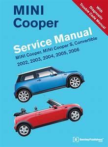 Mini Cooper Bentley Service Manual 2002