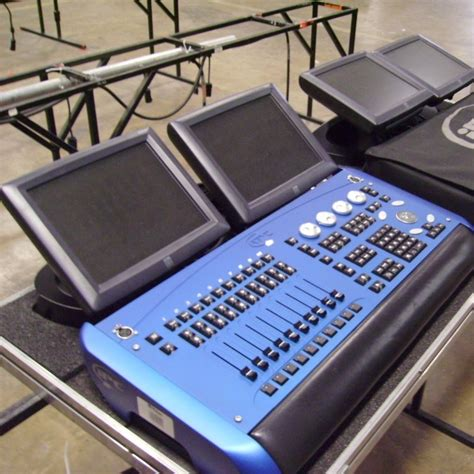 hog lighting console used hog ipc by high end systems item 2826