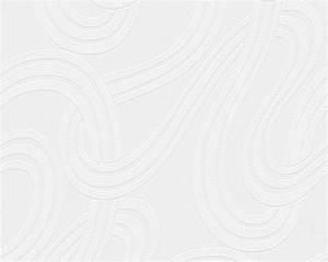 Vliestapete Weiss überstreichbar : vliestapete berstreichbar design wei ap pigment 95254 1 ~ Michelbontemps.com Haus und Dekorationen