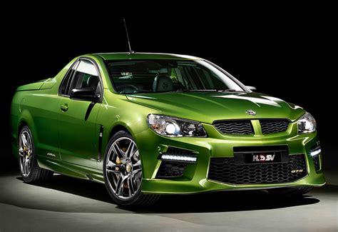 2014 Holden Ute Hsv Gts Maloo
