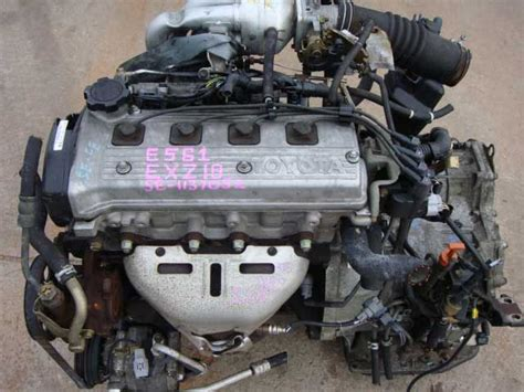 Used Toyota Raum Engine 5e In Harare Stock. Engine Code