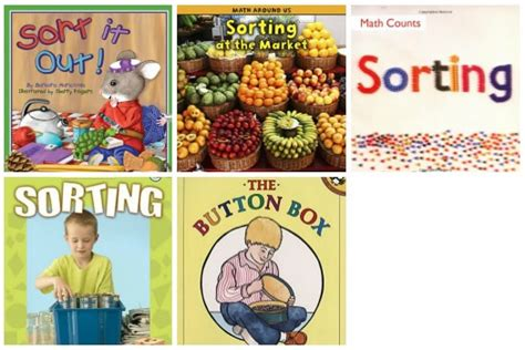 math picture books for preschool 234 | sorting Preschool Math Books 5