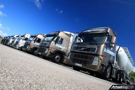 geely beli saham volvo truck autonetmagz review mobil