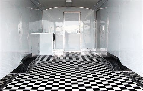 linoleum flooring black and white checkerboard checkered vinyl flooring black and white mirage trailer parts