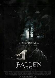 Fallen Movie Poster | Books I Love | Pinterest