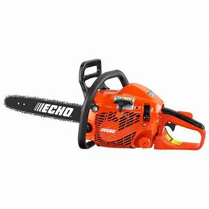 ECHO 14 in 30 5cc Gas Chainsaw-CS-310-14 - The Home Depot