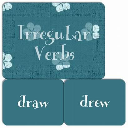 Verbs Irregular Memory Part2