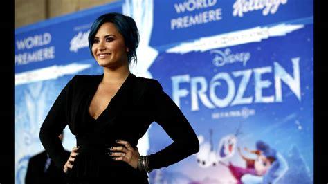 Demi Lovato Acoustic Guitar