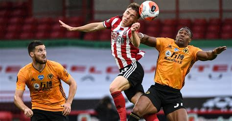 Sheffield Utd 1-0 Wolves: Report, Ratings and Reaction as ...