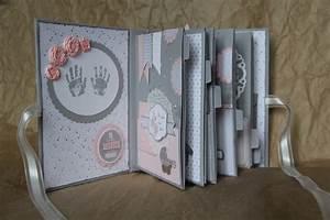 Album Photo Naissance Fille : album scrapbooking naissance garcon ~ Dallasstarsshop.com Idées de Décoration