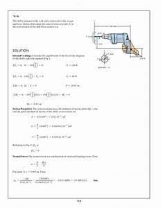 Solution Manual For Mechanics Of Materials 10th Edition