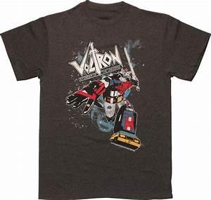 Voltron Vehicle Robot Vintage T Shirt