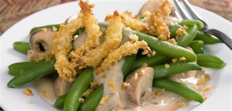 muscle building chicken green bean casserole recipe