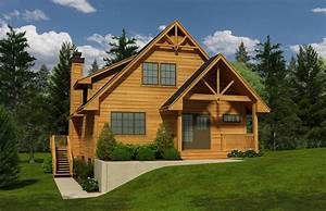 Cabin, House, Plans