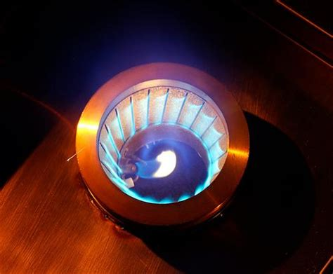 robinetterie cuisine professionnelle bruleur gaz volcan bruleur volcan à flamme