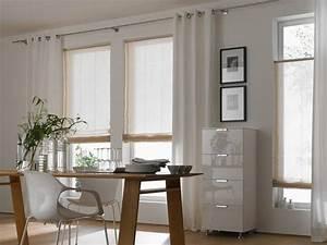 Fensterdeko Gardinen Ideen : fensterdeko wohnzimmer ~ Sanjose-hotels-ca.com Haus und Dekorationen