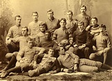 1890 Michigan Wolverines football team - Wikipedia