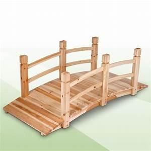 Pont de jardin exterieur decoration bois passerell achat for Decoration pour jardin exterieur 8 decoration escalier bois