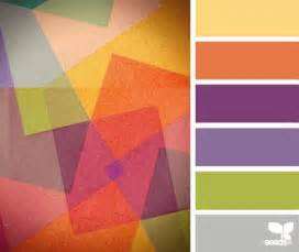 Abstract Color Palette