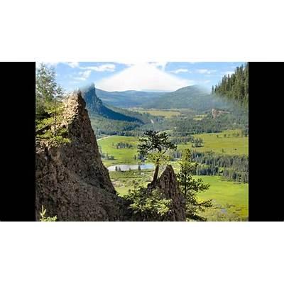 Pagosa Springs & Wolf Creek Pass - YouTube