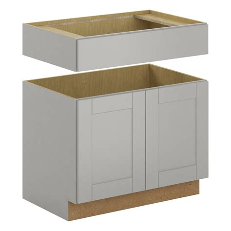home depot hickory base cabinets hton bay 36x34 5x24 in hton sink base cabinet in