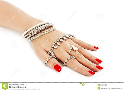 Woman Hand With Silver Bangles Stock Photo  Image 34294506. Tagua Necklace. Black Chains. Green Diamond Rings. Commemorative Medallion. January Birthstone Bracelet. Rhodolite Garnet Necklace. Infinity Wedding Band Sets. Enamel Stud Earrings