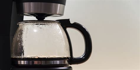 hot to use coffee maker your coffee maker is full of mold here s how to clean it