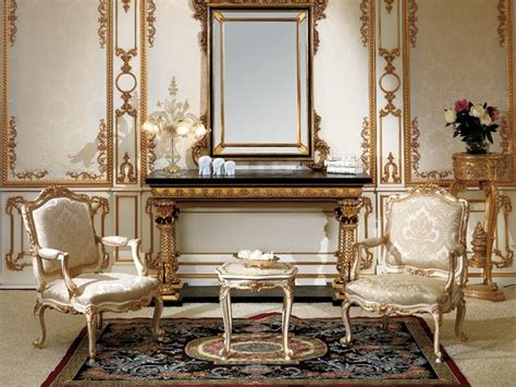 luxury classic furniture  italians empire style