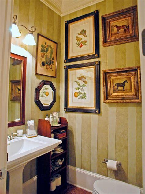 room bathroom ideas half baths and powder rooms hgtv