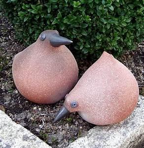 Keramik Für Den Garten : v gel aus ton f r den garten von margit hohenberger gartenkeramik pinterest keramik ~ Buech-reservation.com Haus und Dekorationen