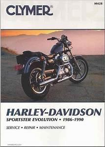 Harley-davidson Xlh Sportster Evolution 1986