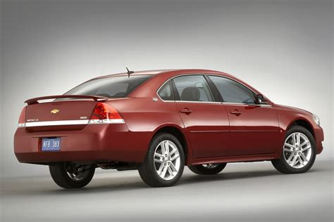 2009 Chevrolet Impala Reviews, Specs And Prices Carscom