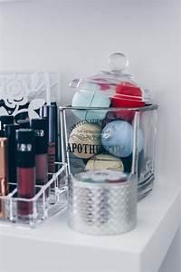 Aufbewahrungsbox Für Schminke : die besten 25 make up aufbewahrung ideen auf pinterest ikea make up aufbewahrung make up ~ Frokenaadalensverden.com Haus und Dekorationen