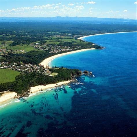 black head beach manning valley tourism