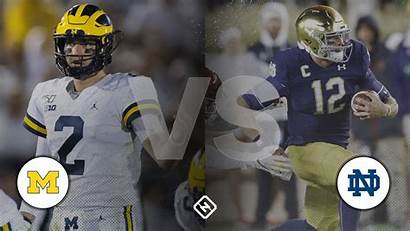 Dame Notre Michigan Channel Vs Today Schedule