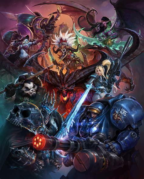 heroes   storms  artwork  released reveals