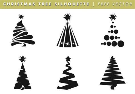 silueta de árbol de navidad siluetas de 225 rboles de navidad vector libre descargue gr 225 ficos y vectores gratis