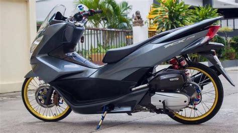 Pcx 2018 Black Matte by Pcx 150 แต งสวย Thailand Ep1 Clipzui