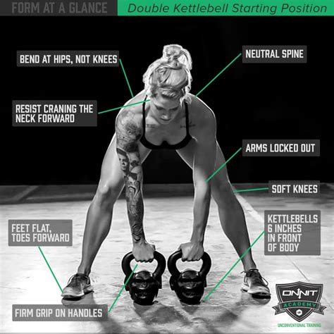double kettlebell form position onnit starting workout glance kettlebells benefits strength workouts swing academy exercises arm points way dumbbell mass