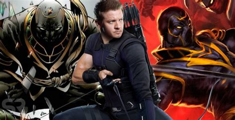The Differences Between Marvel Hawkeye Ronin