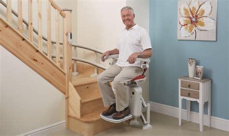 Handicare Platform Wheelchair Lift For Stairs
